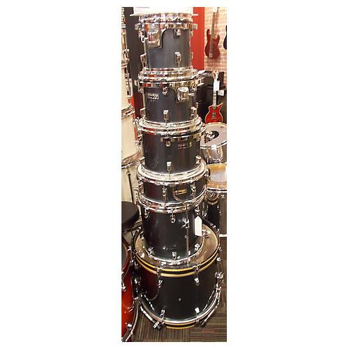 Taye Drums 6 Piece Rockpro Powder Blue Drum Kit