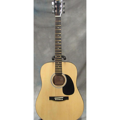 Starcaster by Fender 6 String Acoustic Guitar