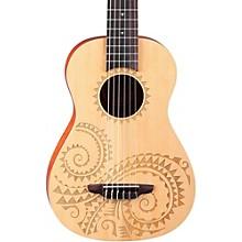 Jimenez El Patron Lbq4e 10 String Bajo Quinto Acoustic Electric Guitar Natura H Musical Instruments & Gear Guitars & Basses