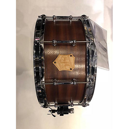 SJC Drums 6.5X14 6.5X14 CUSTOM 10-pLY MAHOGANY Drum