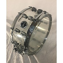 Crush Drums & Percussion 6.5X14 Acrylic Series Snare Drum