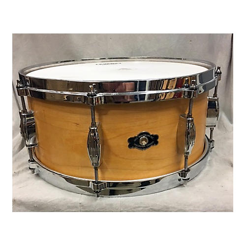 George Way Drums 6.5X14 Advanced Silent Snare Drum