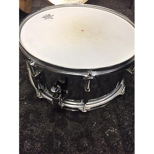 Rogers 6.5X14 Aluminum Snare Drum