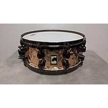 Mapex 6.5X14 BLACK PANTHER HAND-HAMMERED Drum