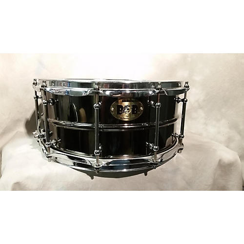 Pork Pie USA 6.5X14 Big Black Bob Drum
