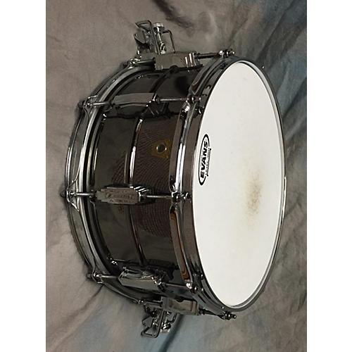 Ludwig 6.5X14 Black Beauty Super-Sensitive Snare Drum