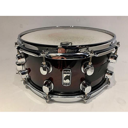 Mapex 6.5X14 Black Panther Blaster Snare Drum