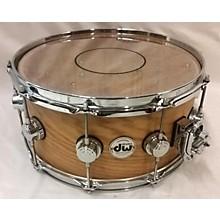 DW 6.5X14 COLLECTOR'S SERIES OAK HVLT Drum