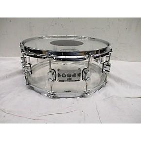 Chad Smith Signature Snare : used pdp by dw 6 5x14 chad smith signature series snare drum clear 15 guitar center ~ Hamham.info Haus und Dekorationen