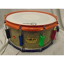 Pork Pie 6.5X14 Clown Puke Drum