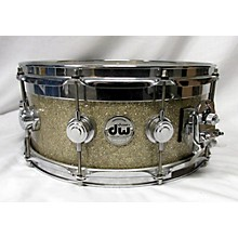 DW 6.5X14 Collector's Edge Series Finish Ply Snare Drum