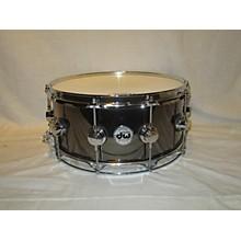 DW 6.5X14 Collector's Series Brass Snare Drum Drum