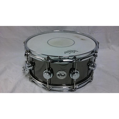 DW 6.5X14 Collector's Series Metal Snare Drum