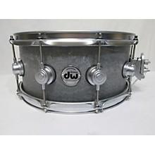 DW 6.5X14 Concrete Snare Drum