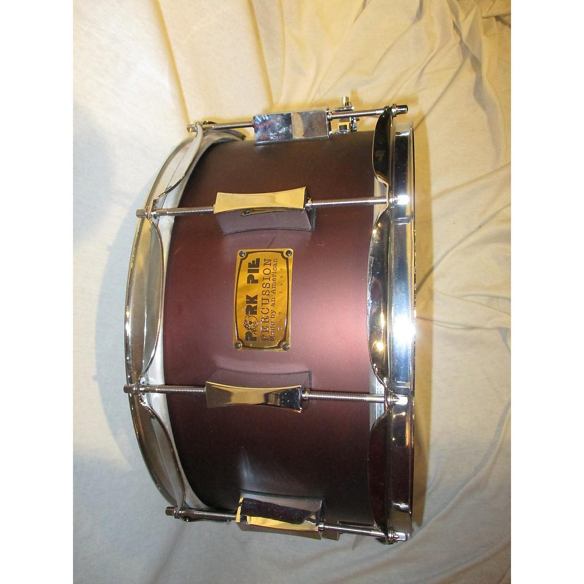 Pork Pie 6.5X14 Maple Drum