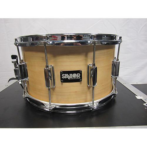 Savior Custom Drums 6.5X14 Maple Snare Drum