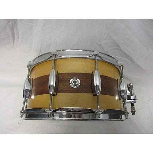 Truth Custom Drums 6.5X14 Maple/mahogany Drum