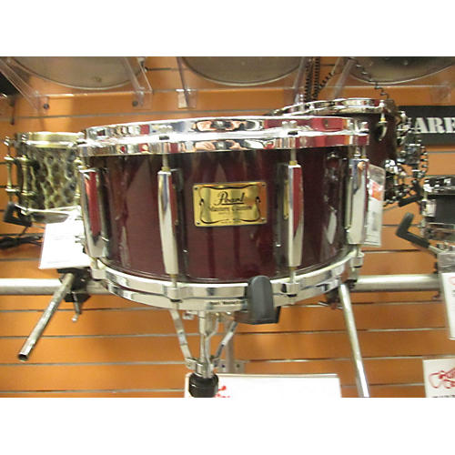 Pearl 6.5X14 Masters Custom Maple Snare Drum