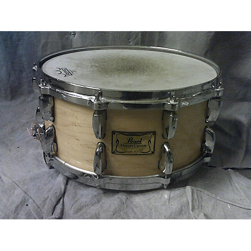 Pearl 6.5X14 Masters Custom Snare Drum