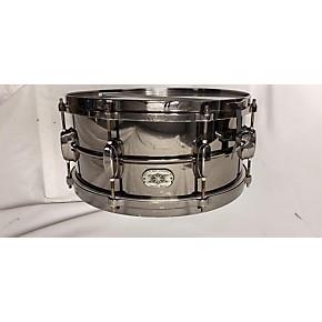 used tama 6 5x14 metalworks snare drum chrome 15 guitar center. Black Bedroom Furniture Sets. Home Design Ideas