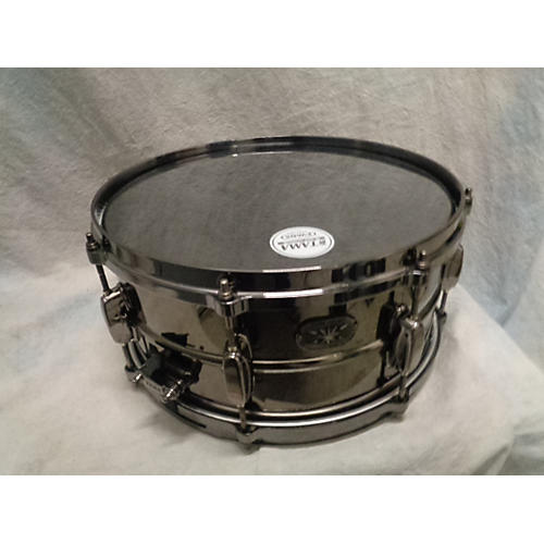 TAMA 6.5X14 NICKEL PLATED STEEL Drum