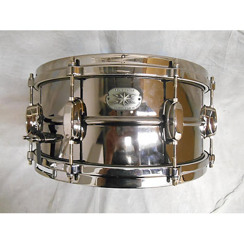 TAMA 6.5X14 Nickel Plated Snare Drum