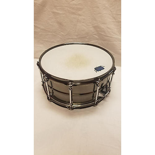 Taye Drums 6.5X14 Nickle Over Brass 6.5x14 1.5mm Drum