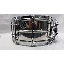 Taye Drums 6.5X14 Nickle Over Brass Drum