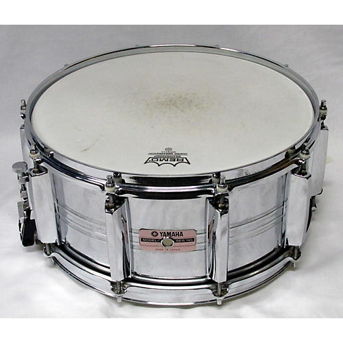 Yamaha 6.5X14 Recording Custom Steel Shell Drum