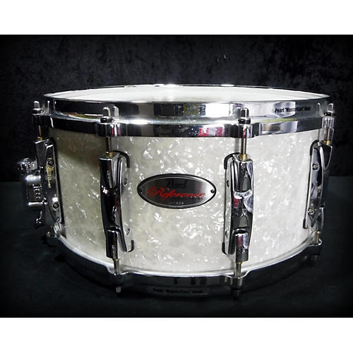 used pearl 6 5x14 reference pure snare 20 ply drum guitar center. Black Bedroom Furniture Sets. Home Design Ideas