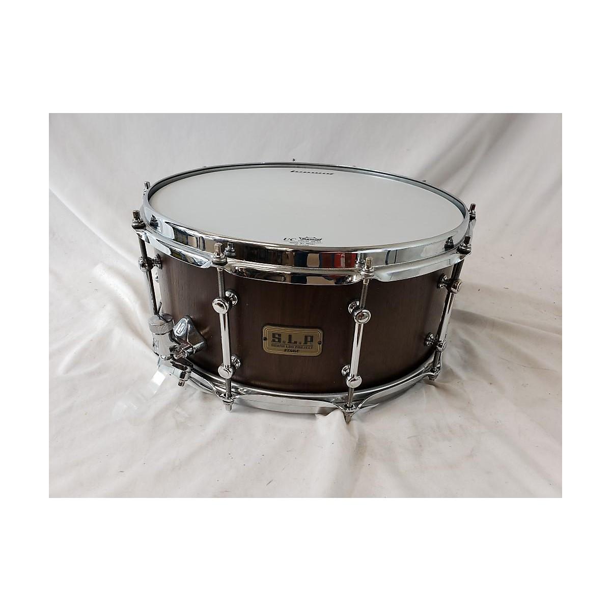 TAMA 6.5X14 S.L.P. Walnut Drum