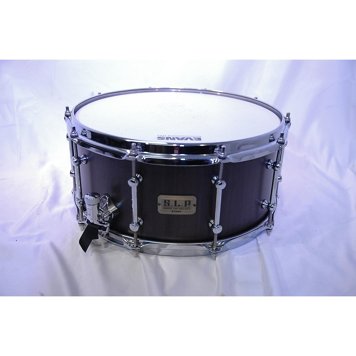 TAMA 6.5X14 SLP G-WALNUT Drum
