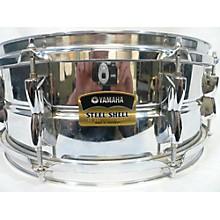 Yamaha 6.5X14 STEEL SHELL Drum