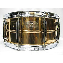 Pearl 6.5X14 Sensitone Custom Alloy Bronze Snare Drum