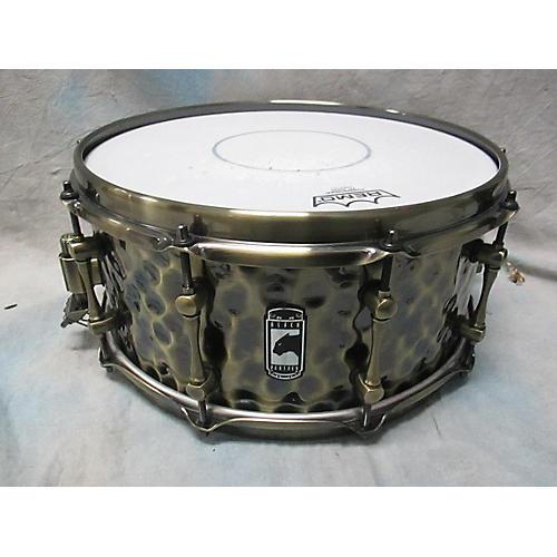 Mapex 6.5X14 Sledgehammer Black Panther Snare Drum