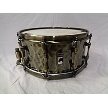 Mapex 6.5X14 Sledgehammer Black Panther Snare Drum