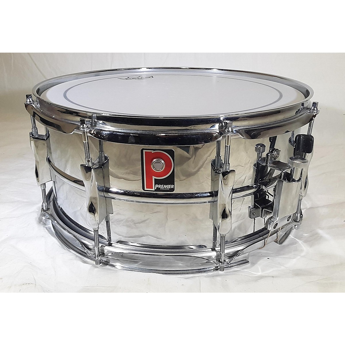 Premier 6.5X14 Steel Drum