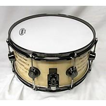DW 6.5X14 TERRY BOZZIO SIGNATURE HEAD Drum