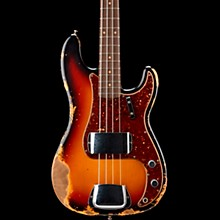 '60 Precision Bass Heavy Relic 3-Color Sunburst