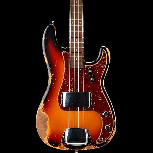 Fender Custom Shop '60 Precision Bass Heavy Relic