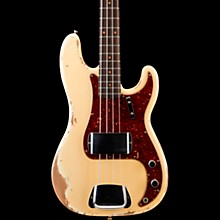 '60 Precision Bass Heavy Relic Aged Vintage White