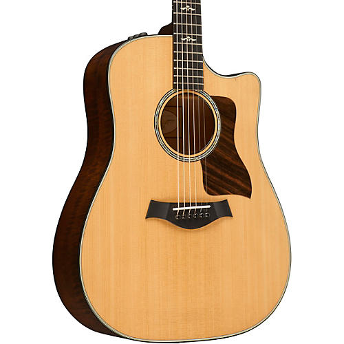 Taylor 600 Series 610ce Dreadnought Acoustic-Electric Guitar