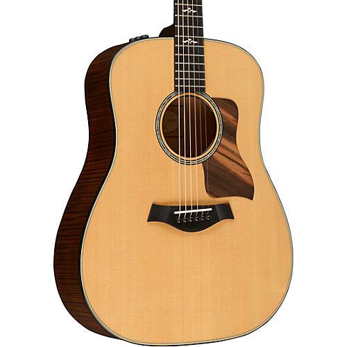 Taylor 600 Series 610e Dreadnought Acoustic-Electric Guitar