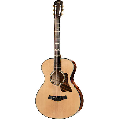 Taylor 600 Series 612e 12-Fret Grand Concert Acoustic-Electric Guitar