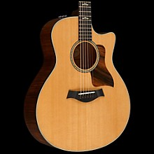 Taylor 600 Series 616ce Grand Symphony Acoustic-Electric Guitar Natural
