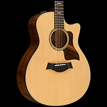 Taylor 600 Series 656ce Cutaway Grand Symphony 12-String Acoustic-Electric Guitar Natural