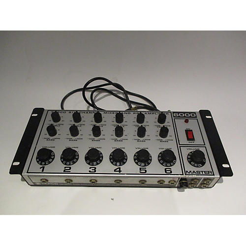 Tapco 6000 Line Mixer