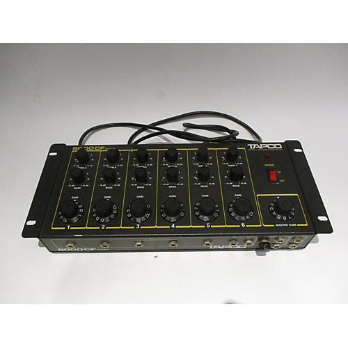 Tapco 6000CF Line Mixer