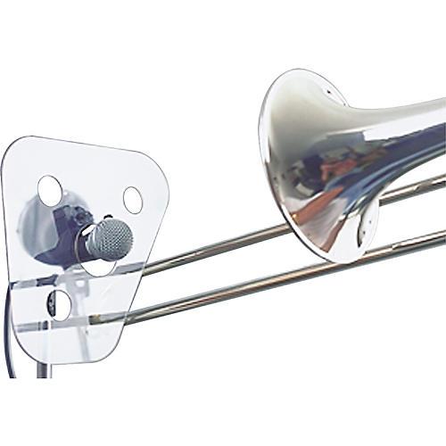 Morgan 6020 Clip-Mounting Vented Trombone Note Bandit