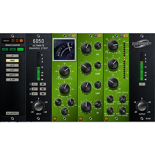 McDSP 6050 Ultimate Channel Strip Native v6